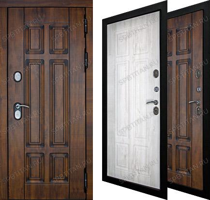 Дверь Цитадель Isoterma 13 см МДФ