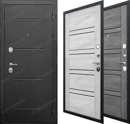 Дверь Цитадель Гарда 7,5 см Серебро