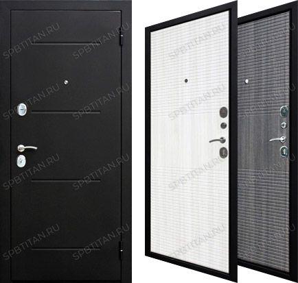 Дверь Цитадель Гарда 7,5 см Муар