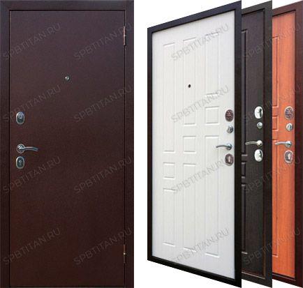 Дверь Цитадель Гарда 8 мм