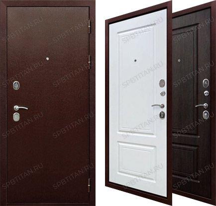 Дверь Цитадель 10 см Толстяк РФ