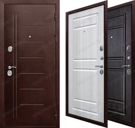 Дверь Цитадель 10 см Троя Антик