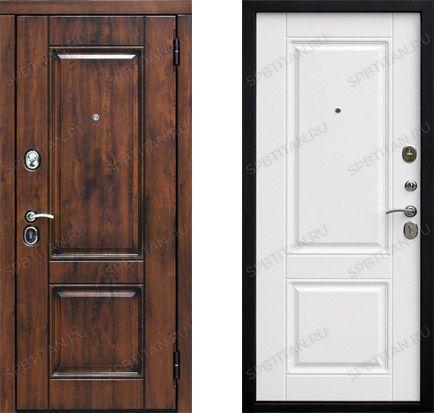 Дверь Вена 9,5 см Винорит